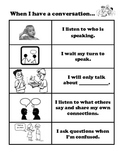 Common Core Conversation Checklist