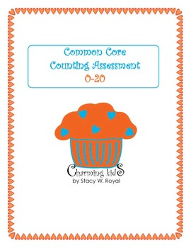 Common Core Counting Assessment 0-20