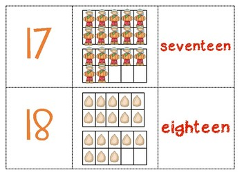 Common Core Counting to 20