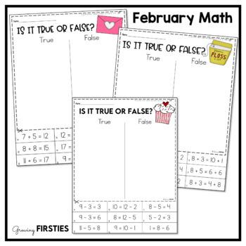 February Printables - Math Common Core Crunch