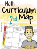 Math Common Core Curriculum Map (Pacing Guide) for 2nd