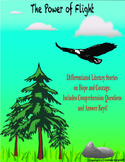 Common Core DIFFERENTIATED Literary Passage- A Short Story