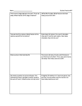 Common Core Daily Class Review with Math Homework - 2nd Nine Weeks