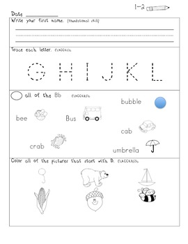 Common Core Daily Language August Edition