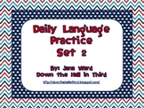 Common Core Daily Language Practice Set 2 (Second 9 Weeks)