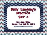 Common Core Daily Language Practice Set 3 (Third 9 Weeks)