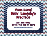 Common Core Daily Language Practice, Year Long (36 Weeks)