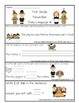 Common Core Daily Language for First Grade November