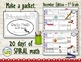 Morning Work Spiral Daily Math | 5th Grade December