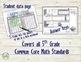 Morning Work Spiral Daily Math 5th Grade: Sept - Dec BUNDLE