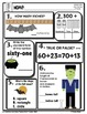Common Core Daily Practice Worksheets for Second Grade (October)