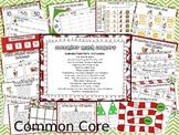 Common Core December Math Centers