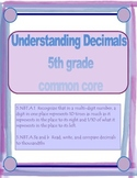 Common Core Decimals
