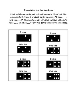 Dice & Domino Super Pack!  {Common Core Activities & Centers for K-1st}