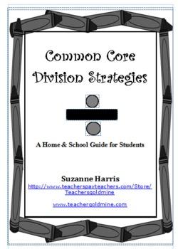 Common Core Division 3rd Grade