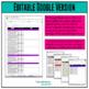 Grade 4 Common Core Documentation Checklists (ELA & Math)