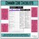 Grade 5 Common Core Documentation Checklists (ELA & Math)