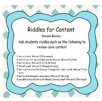 Common Core Domain 1 part 2 Kindergarten Interactive Whiteboard Lessons
