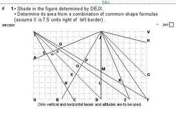 Domain G (Grades k-8) Summary & 6 worksheets