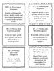 Common Core ELA 1st Grade Labels