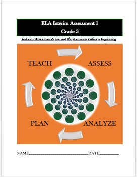 Common Core ELA Assessment (1) Grade 3