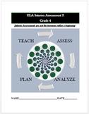 Common Core ELA Assessment (2) Grade 4