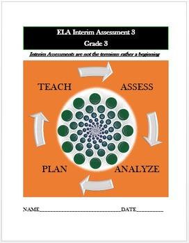 Common Core ELA Assessment (3) Grade 3