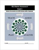 Common Core ELA Assessment (4) Grade 4