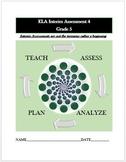 Common Core ELA Assessment (4) Grade 5