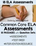 FSA Practice ELA Assessments