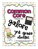 Common Core ELA Galore {3rd Grade Checklist}