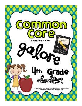 Fourth grade ela common core worksheets