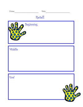 Common Core ELA Graphic Organizers
