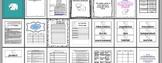 Common Core ELA Expository Writing Winter Animals Pack