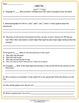 Common Core ELA Informational Text Article (Cheetah)