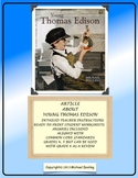 Literature Guide for Young Thomas Edison