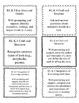 Common Core ELA Kinder labels