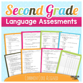 Second Grade Assessments Common Core Language