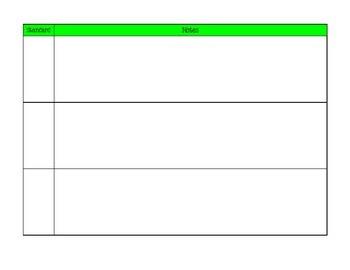 Common Core ELA & Math Checklist Bundle for 3rd grade