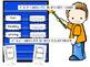 Common Core ELA & Math Checklists and Display Cards for FIFTH GRADE