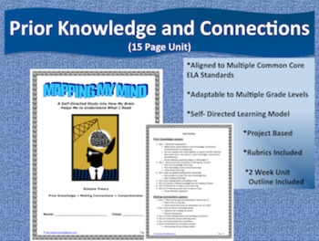 Common Core ELA -- Prior Knowledge / Making Connections Unit
