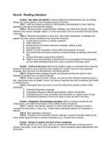 Common Core ELA Standards 3rd Grade