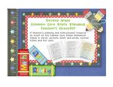 Common Core ELA and Math Checklist Combo (Second Grade)
