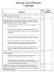 Common Core ELA and Math Checklist Second Grade