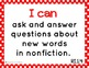 """Common Core ELA and Math Kid Friendly """"I Can"""" Statements f"""