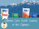 Earth Science in the Olympics