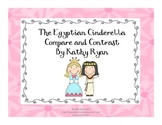 Common Core Egyptian Cinderella Compare and Contrast