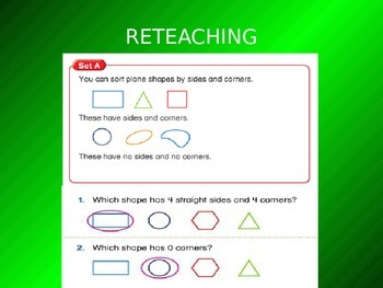 Common Core EnVision Math First Grade Topic 15 Review PowerPoint