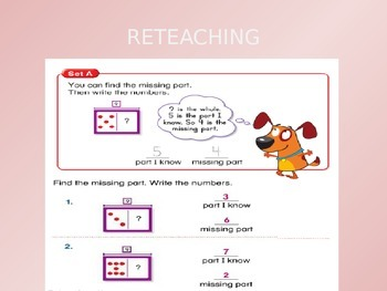 Common Core EnVision Math First Grade Topic 2 Review PowerPoint