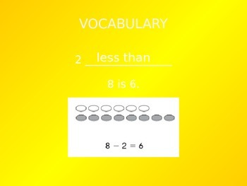 Common Core EnVision Math First Grade Topic 4 Review PowerPoint
